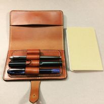 MorganEsq pen cases for 4 pens